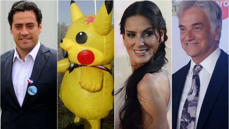 Adriana Barrientos, Hotuiti, Tía Pikachu y más: Los famosos candidatos a constituyentes