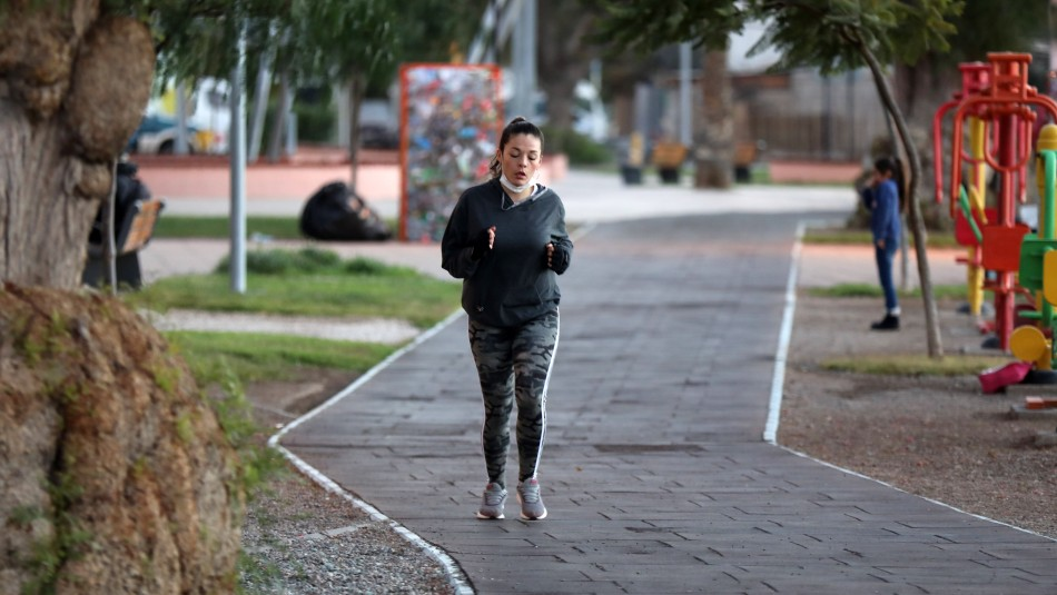 Plan Paso a Paso: Revisa el horario libre para hacer deporte en cuarentena