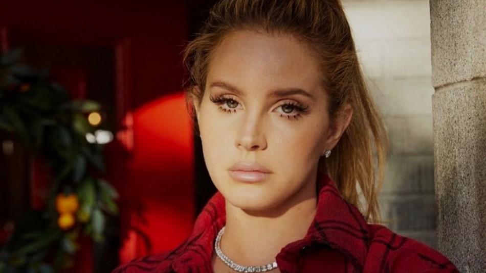 Lana Del Rey lanza su nueva canción en medio de una
