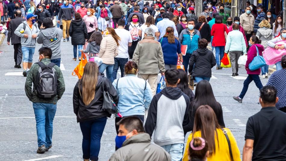 Retroceso de comunas a cuarentena: