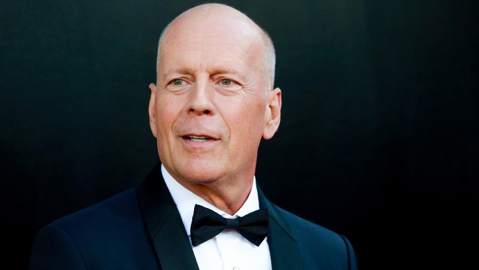 Bruce Willis fue expulsado de una tienda por no usar mascarilla
