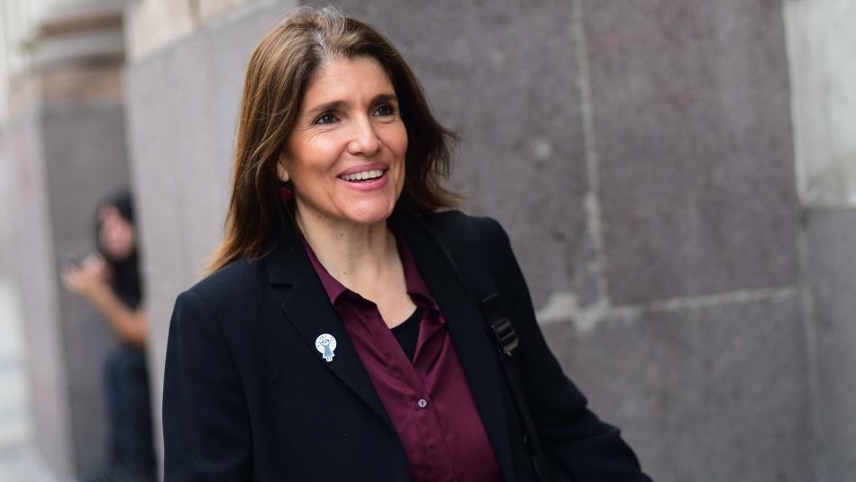 Paula Narváez oficializa precandidatura presidencial: