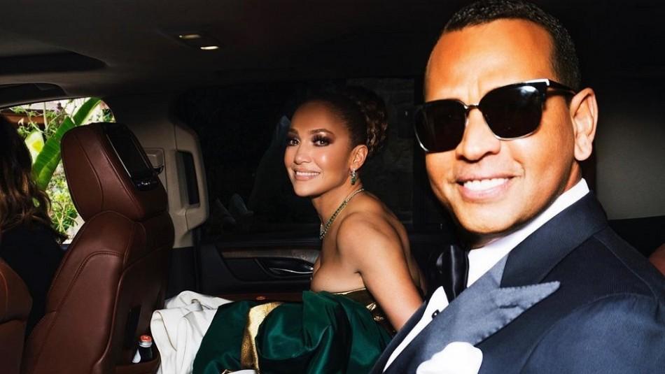 Novio de Jennifer Lopez acusado de