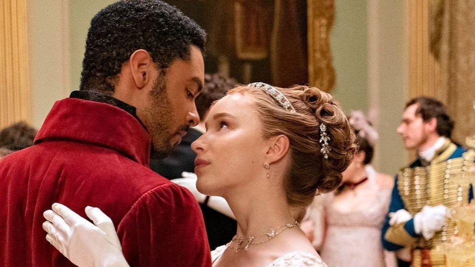 Bridgerton: ¿Son Daphne y Simon pareja en la vida real?