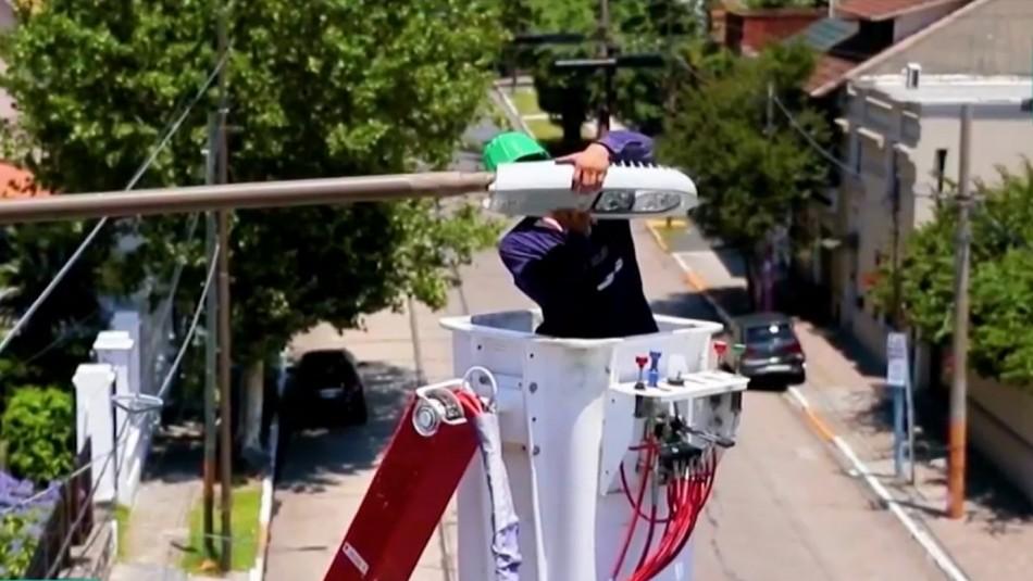 Caso luminarias Led: Dueño de Itelecom pagó millonaria coima para ganar licitación en Chillán