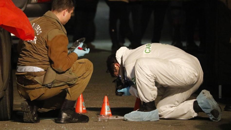 Joven de 16 años habría sido asesinado por peligroso narcotraficante en Maipú
