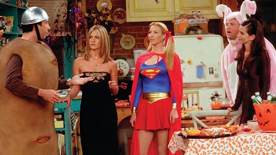 """Lisa Kudrow revela que ya se iniciaron las grabaciones del reencuentro de  """"Friends"""" - Meganoticias"""