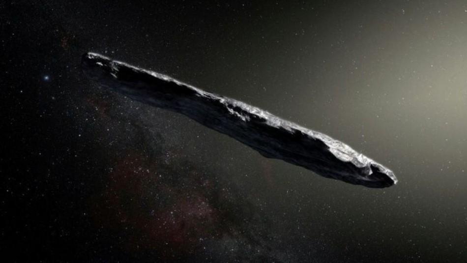 Astrónomo de Harvard cree que asteroide Oumuamua es una nave extraterrestre