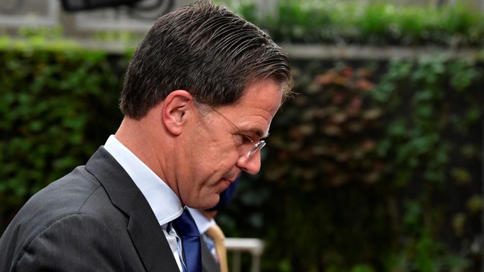 Todo el gobierno de Holanda renuncia por escándalo de ayudas familiares