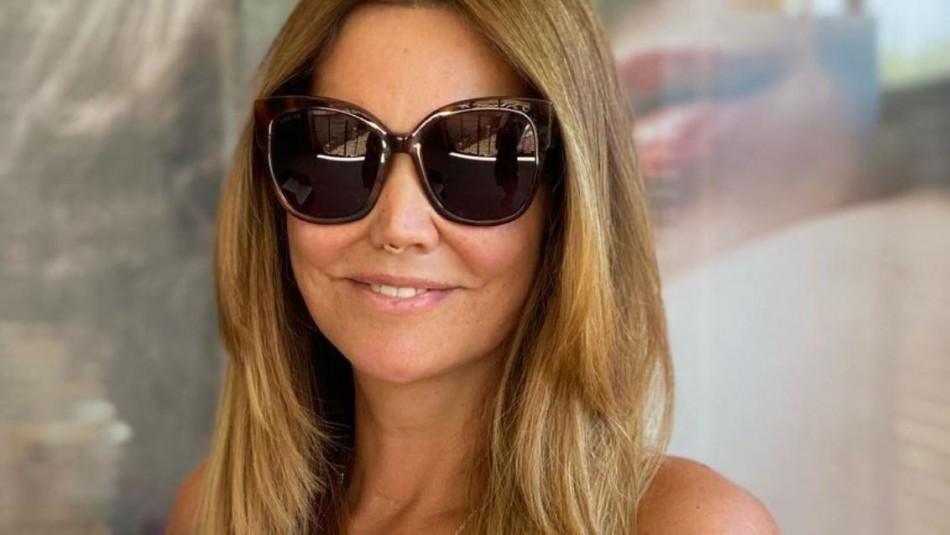 Con recuerdo a Lady Di: Daniella Campos anuncia que se postulará como concejal por Colina
