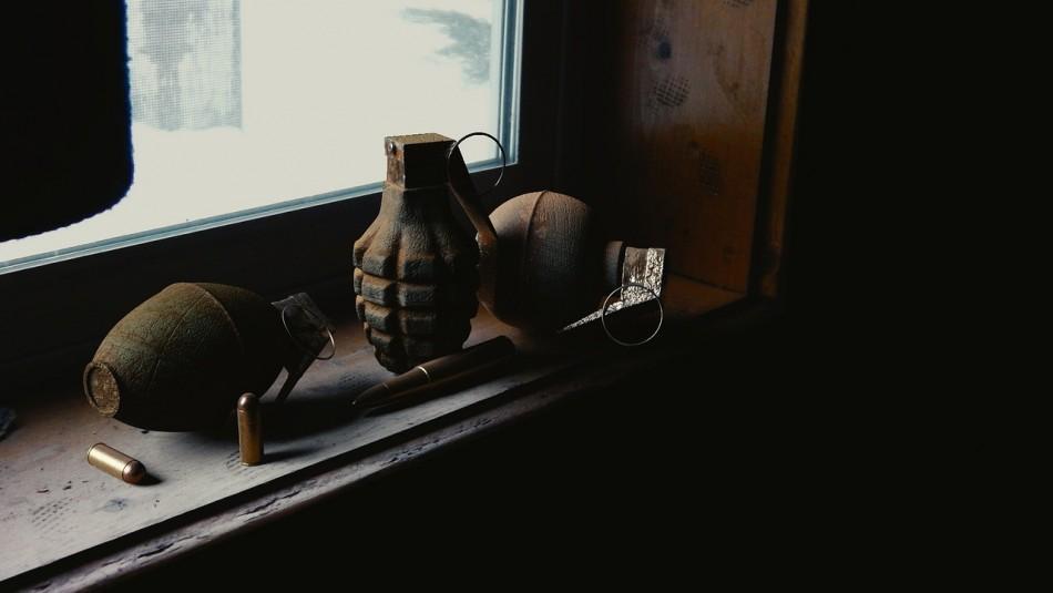 Niño de 12 años muere por explosión de granada comprada en tienda de antiguedades
