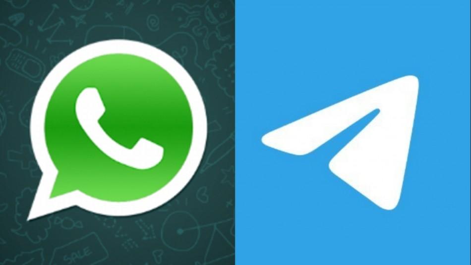 WhatsApp vs Telegram: Conoce las principales diferencias entre ambas aplicaciones