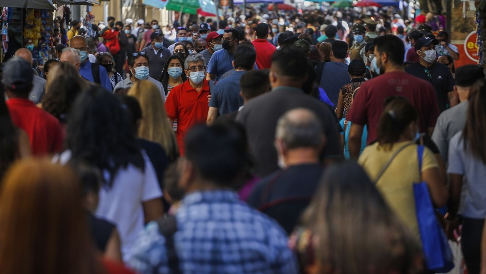 ¿Vuelve la cuarentena a la Región Metropolitana? 31 comunas deberían estar en Fase 1