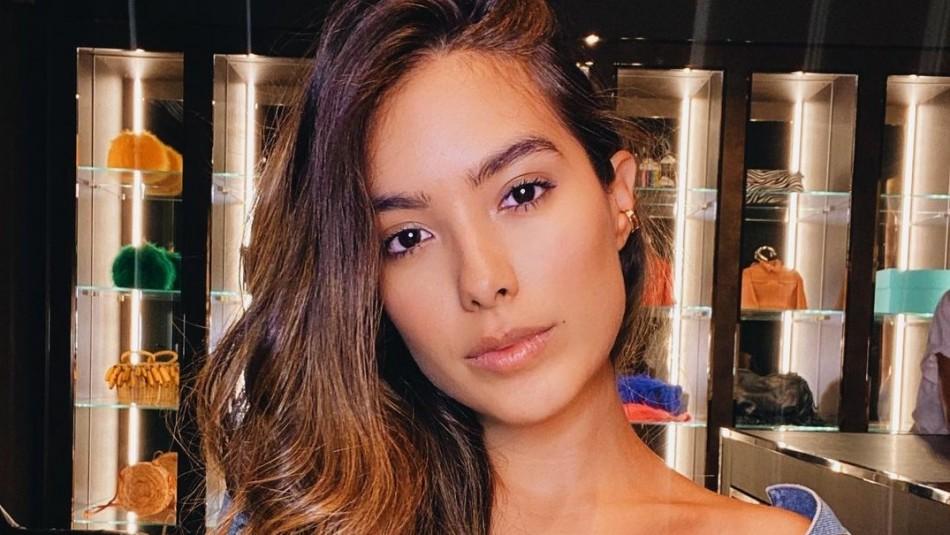 Sharon Fonseca revela por qué usa carteras tan pequeñas luego de recibir