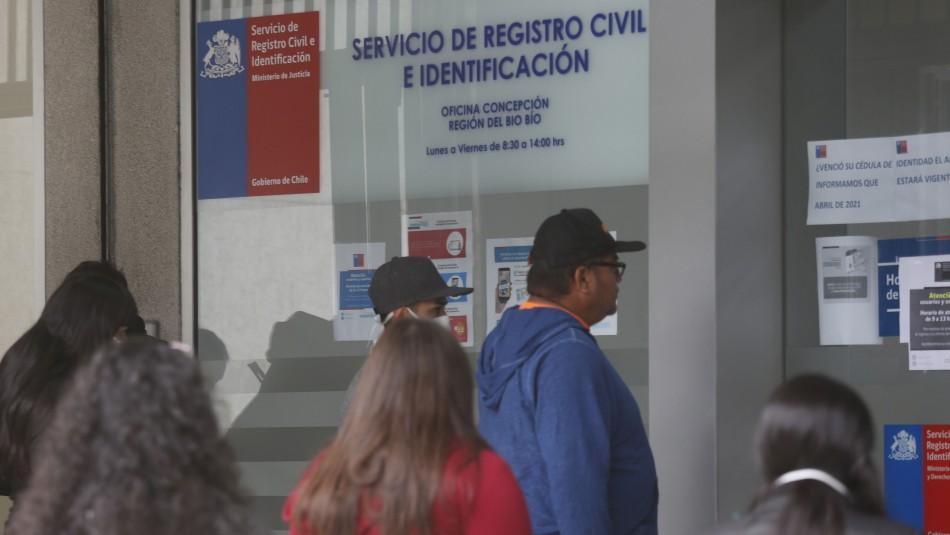Clave Única Registro Civil