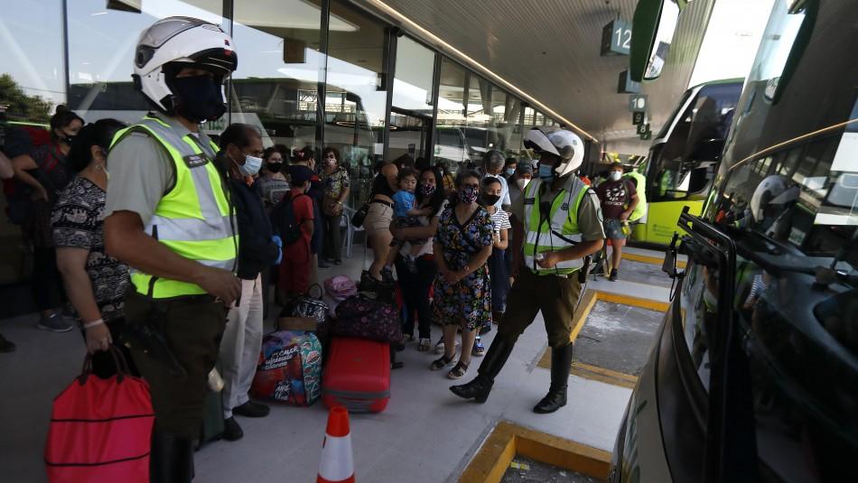 Descartan Cuarentena para la Región Metropolitana
