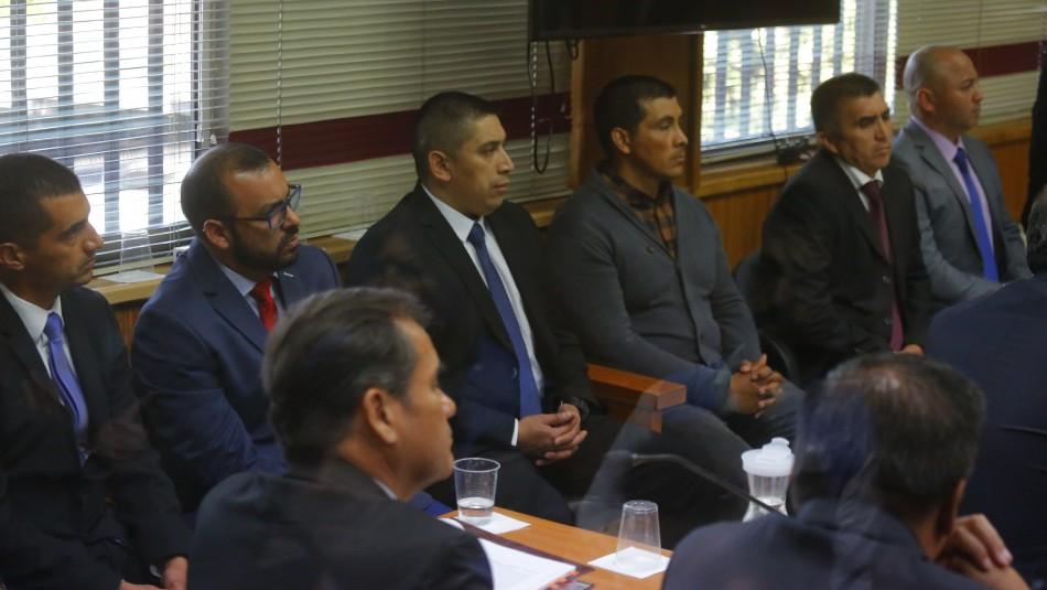 Caso Catrillanca: ordenan prisión preventiva de excarabineros condenados