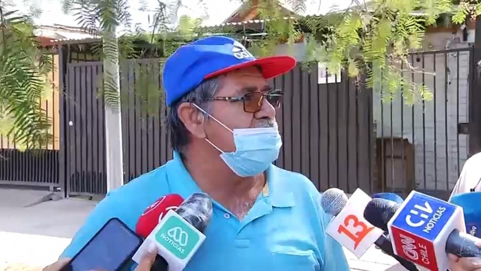 Amigo de presunto femicida de Talagante: