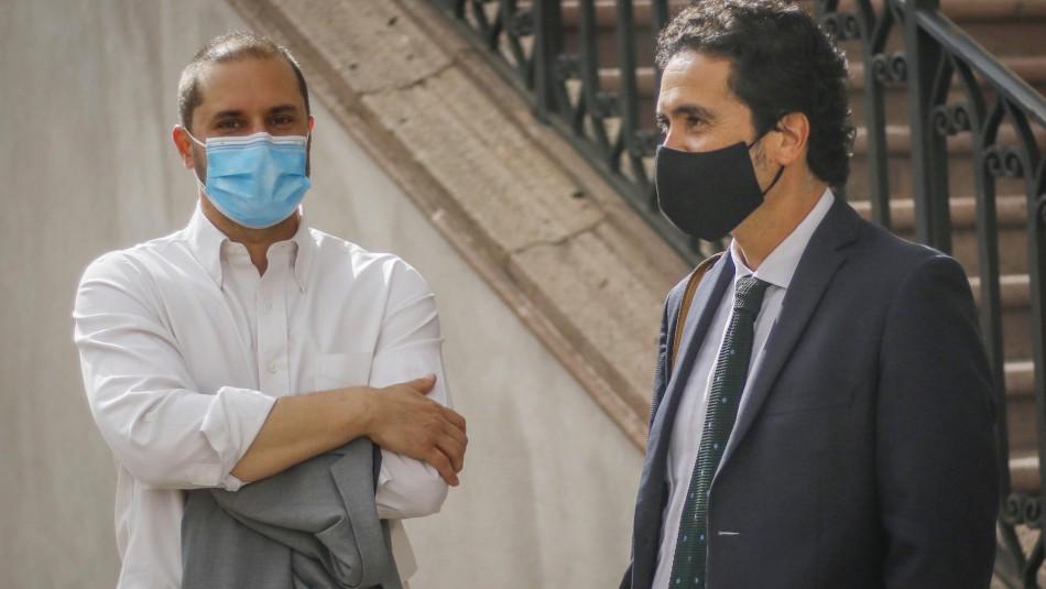 Bellolio descarta cambio de gabinete para este jueves por eventual salida de Briones