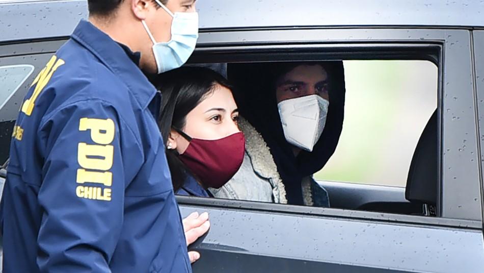 Mantienen prisión preventiva para Martín Pradenas por delitos de abuso y violación