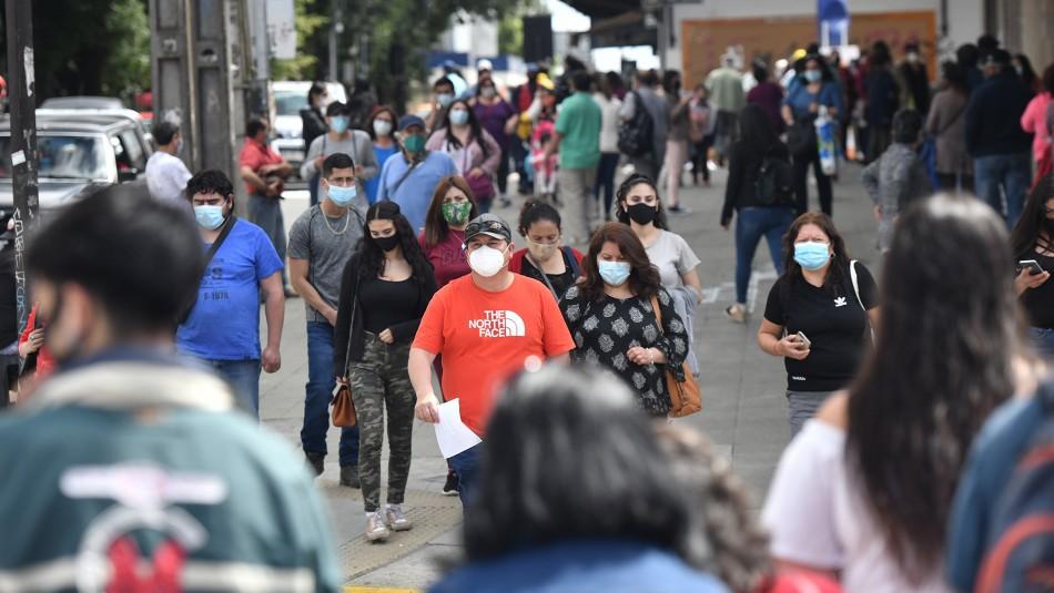 Cambios en cuarentenas: San José de Maipo avanza y 25 comunas retroceden
