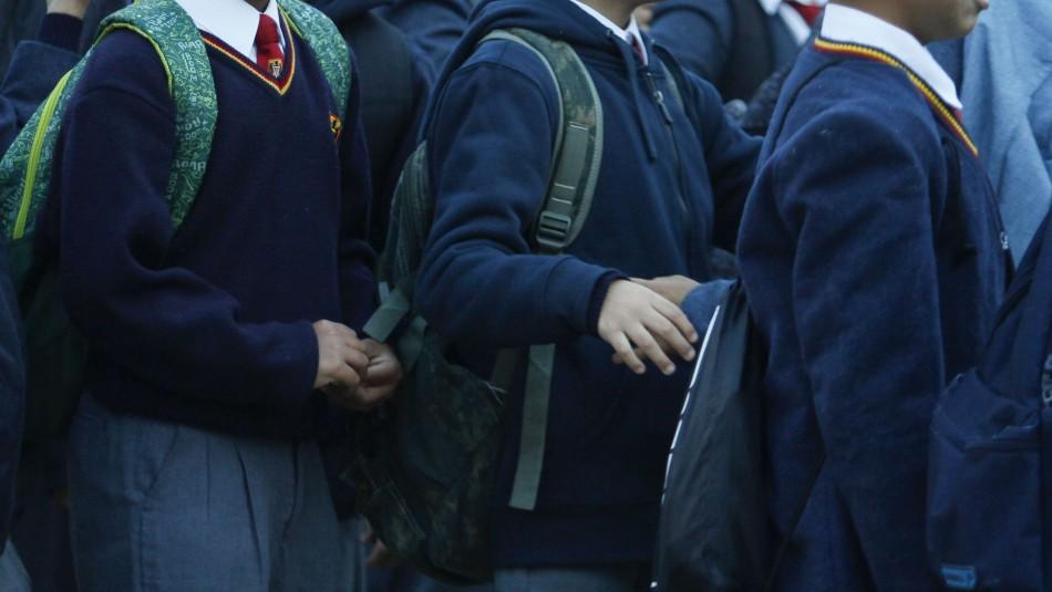 Retorno a clases: Ministro de Educación aclara que uso de uniformes lo determinará cada colegio