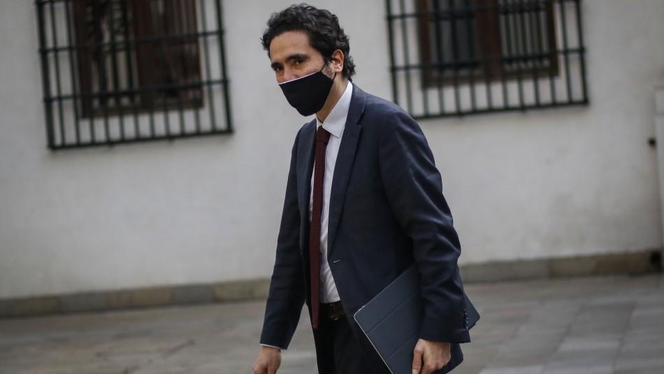 Posible cambio de gabinete por supuesta salida de Briones para asumir carrera presidencial