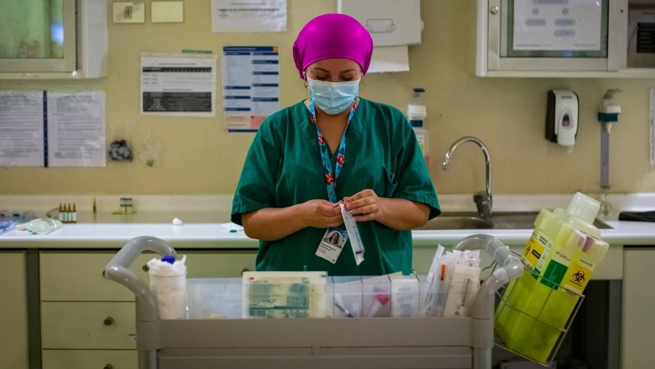 Infectóloga y contagios en Chile: