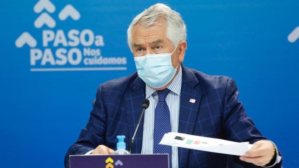 Vacuna contra coronavirus: Paris adelanta que Chile recibirá más de 35 millones de dosis en 2021