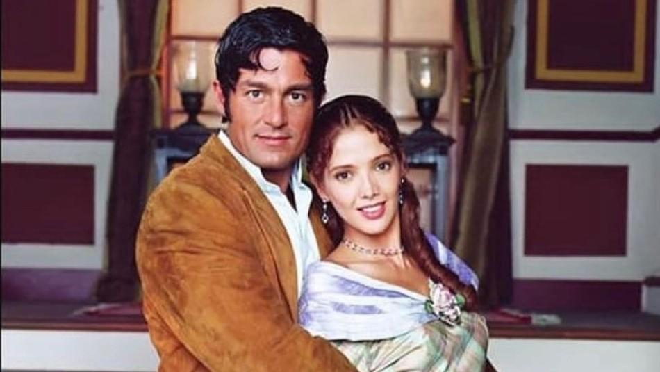 ¿Hubo un romance? Con esta foto Fernando Colunga recuerda a Adela Noriega