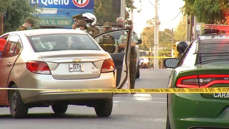 Dueño de casa dispara y mata a asaltante y logra repeler robo en Lo Prado