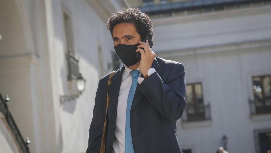 Inminente ajuste de gabinete: Ignacio Briones deja al ministerio de Hacienda