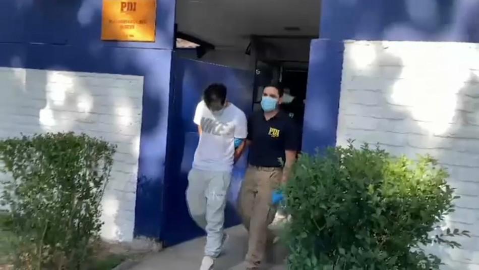 Cantante de trap es detenido por tráfico de drogas en la población El Castillo