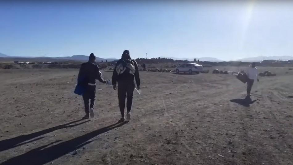 Video tutorial de extranjeros explica cómo ingresar de manera ilegar a Chile