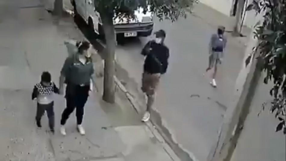 Se registra asalto en Lo Prado.