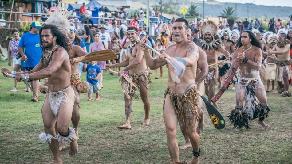Tapati 2021: Un centenar de personas asistió al evento cultural en Rapa Nui