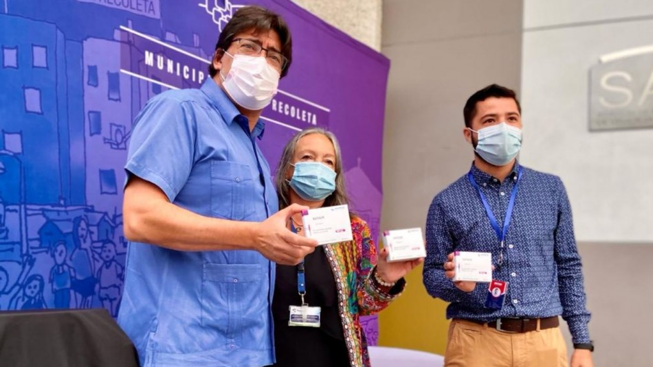 Medicamento Avifair contra el coronavirus: Crece polémica por remedio adquirido en Recoleta