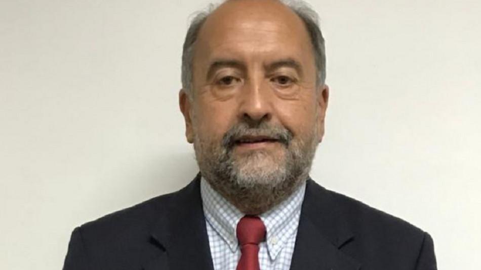 Gobernador de Talca deja sus funciones