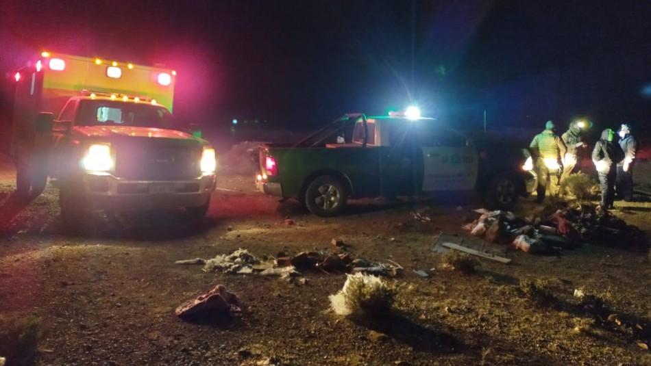 Dos migrantes mueren mientras ingresaban a Chile por paso no habilitado: Investigan coronavirus