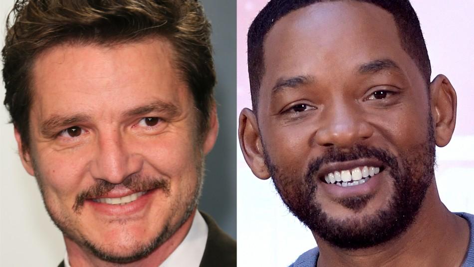 Netflix: Pedro Pascal será parte de nueva serie documental encabezada por Will Smith