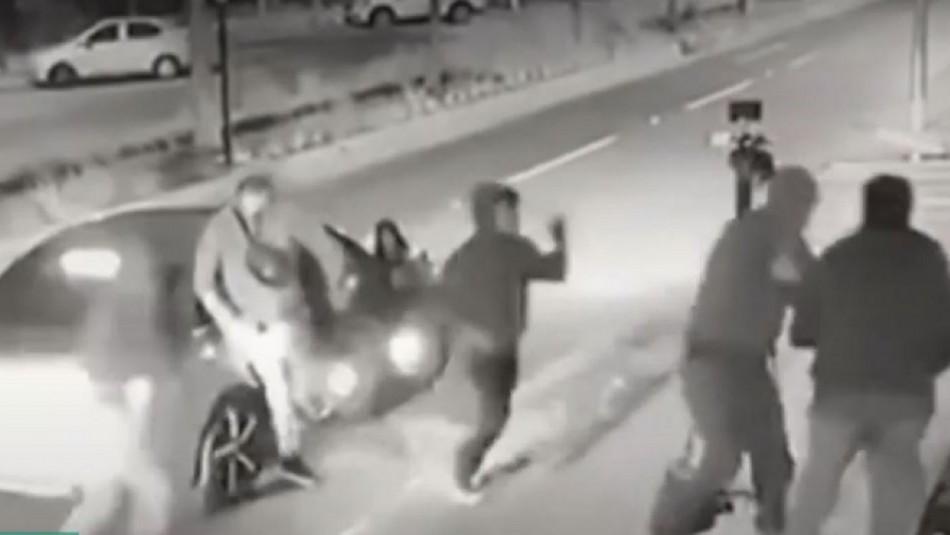 Tiene solo 17 años: Capturan a líder de banda especializada en robar autos de lujo
