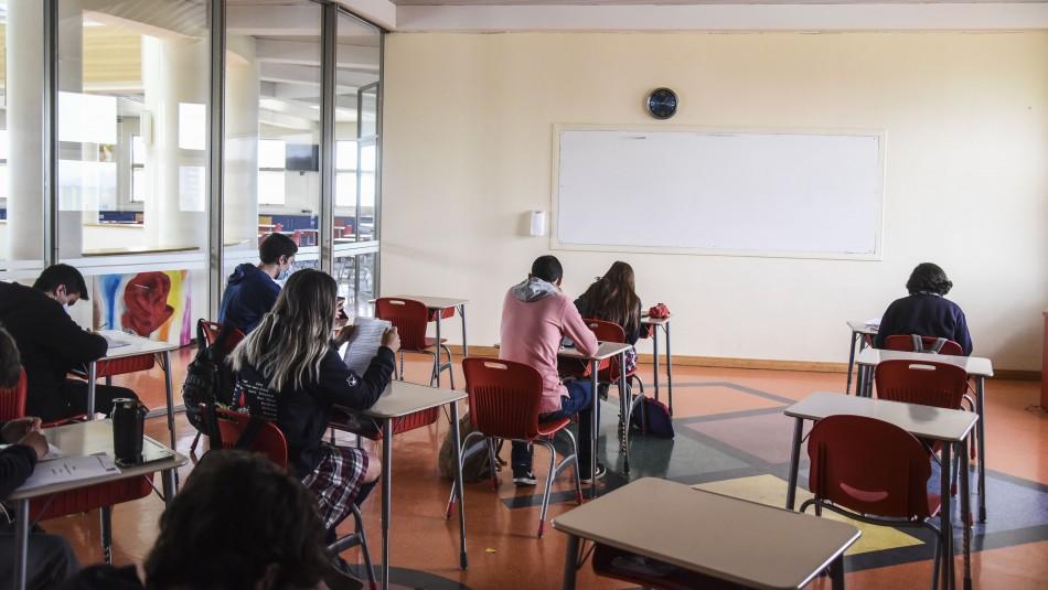 Horarios diferidos y organización del uso de baños: Protocolo para el retorno a clases 2021