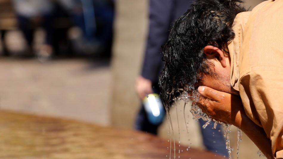 Máximas de hasta 37 grados: Emiten alerta de altas temperaturas desde Ñuble a Los Ríos