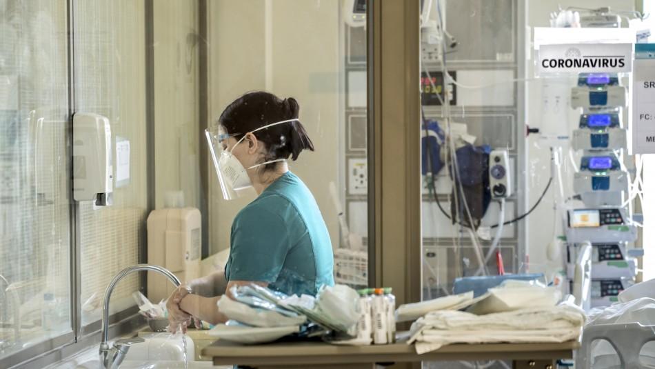 Balance coronavirus: Número de pacientes hospitalizados supera los 1.500