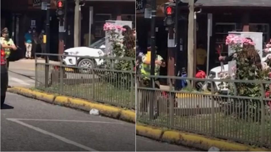 Artista callejero muere por disparos tras incidente con Carabineros