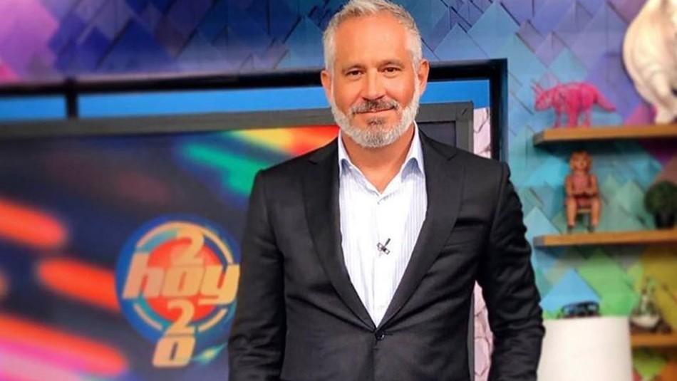 Presentador de televisión mexicano se entera que familiares murieron en pleno programa en vivo
