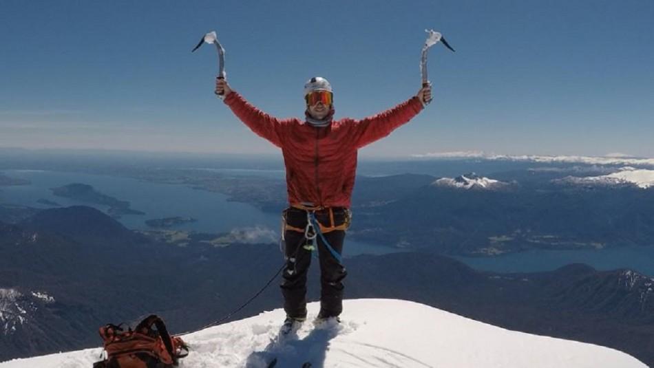 Lleva más de 50 horas desaparecido: Se complica búsqueda de montañista chileno Juan Pablo Mohr