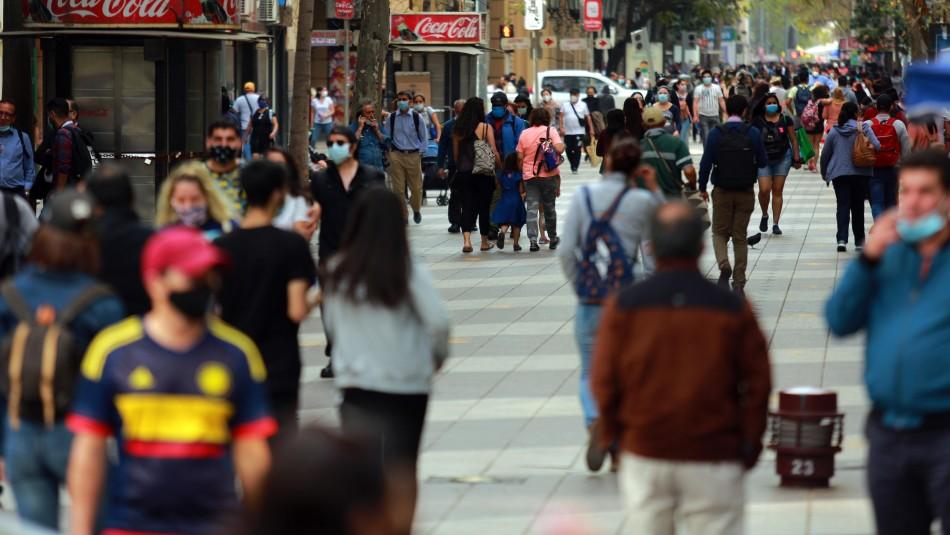 Cambios de cuarentenas: 55 comunas cambian de fase según el plan Paso a Paso