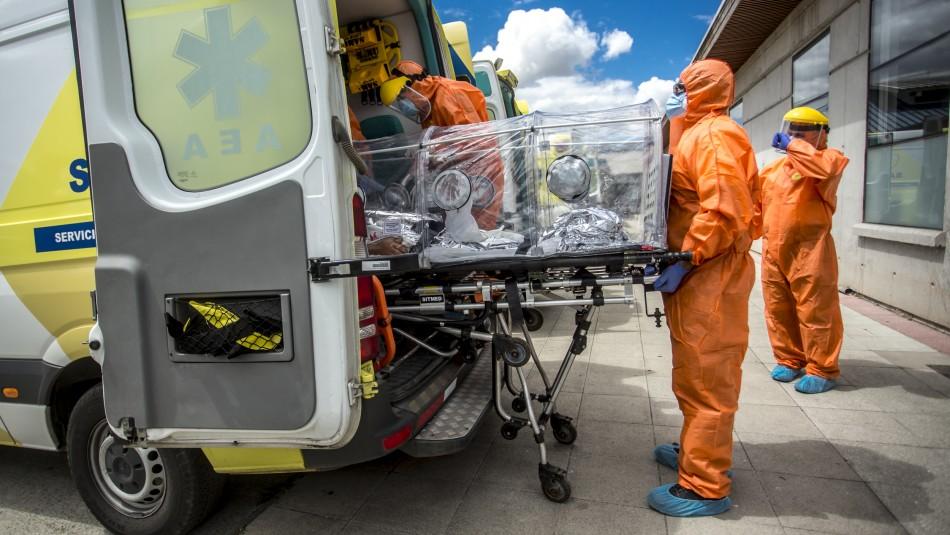 Balance coronavirus: Cifra de fallecidos supera los 19 mil