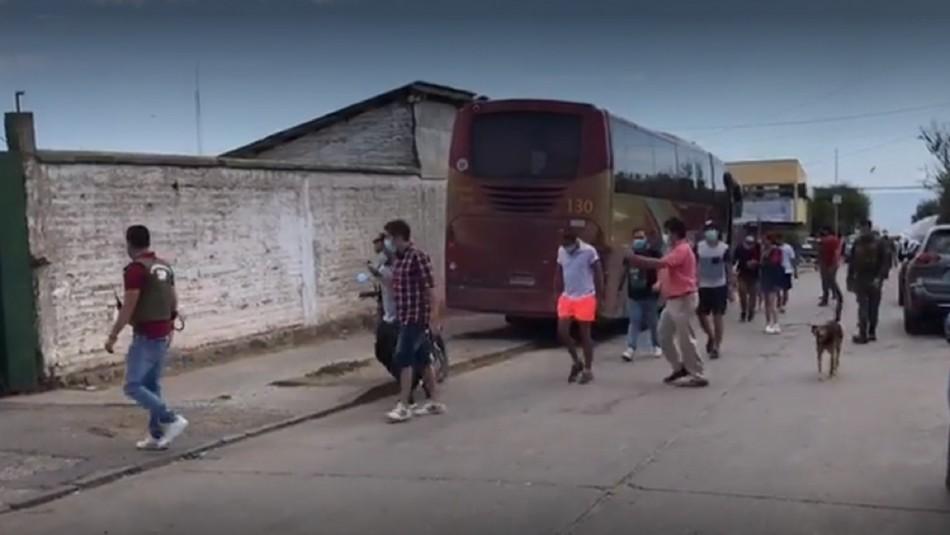 Tiktokers detenidos en Cartagena.